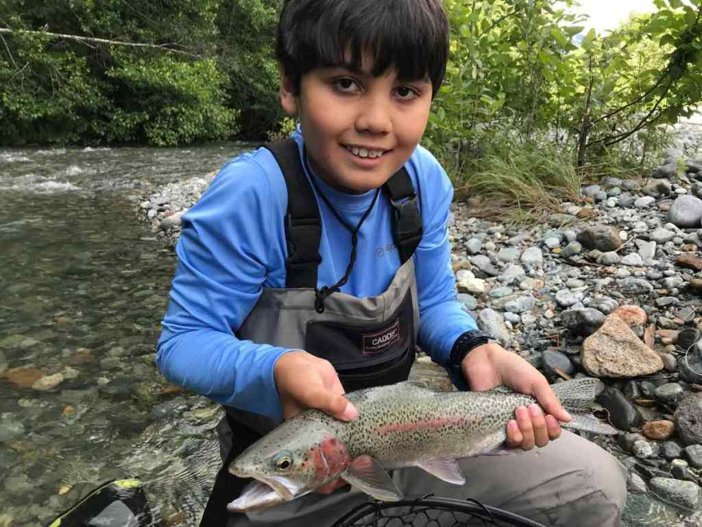 Whistler Fishing Seasons