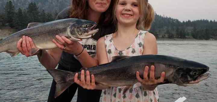 Best Sockeye Salmon Fishing in BC