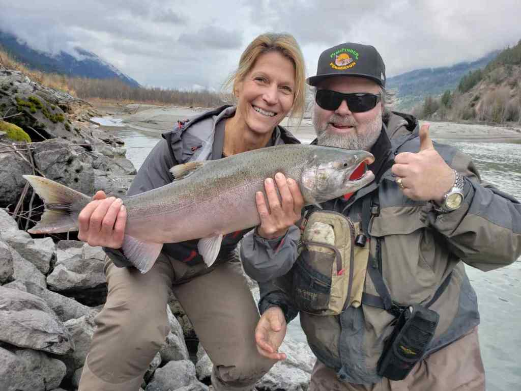 Great Coho Salmon Fishing in Canada