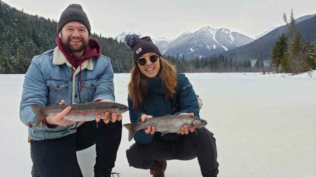 2021 Ice Fishing Trips Canada