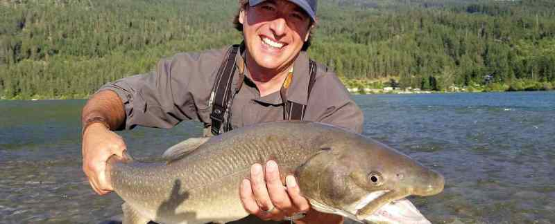 Summer Fly Fishing and Fishing Trips in Whistler and Pemberton British Columbia Canada