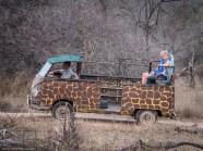 Alternate transportation.