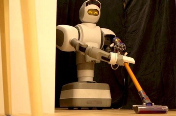 ev robotu