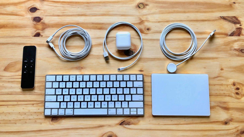 Apple aksesuarları temizlemenin kolay yolu - Pembe Teknoloji