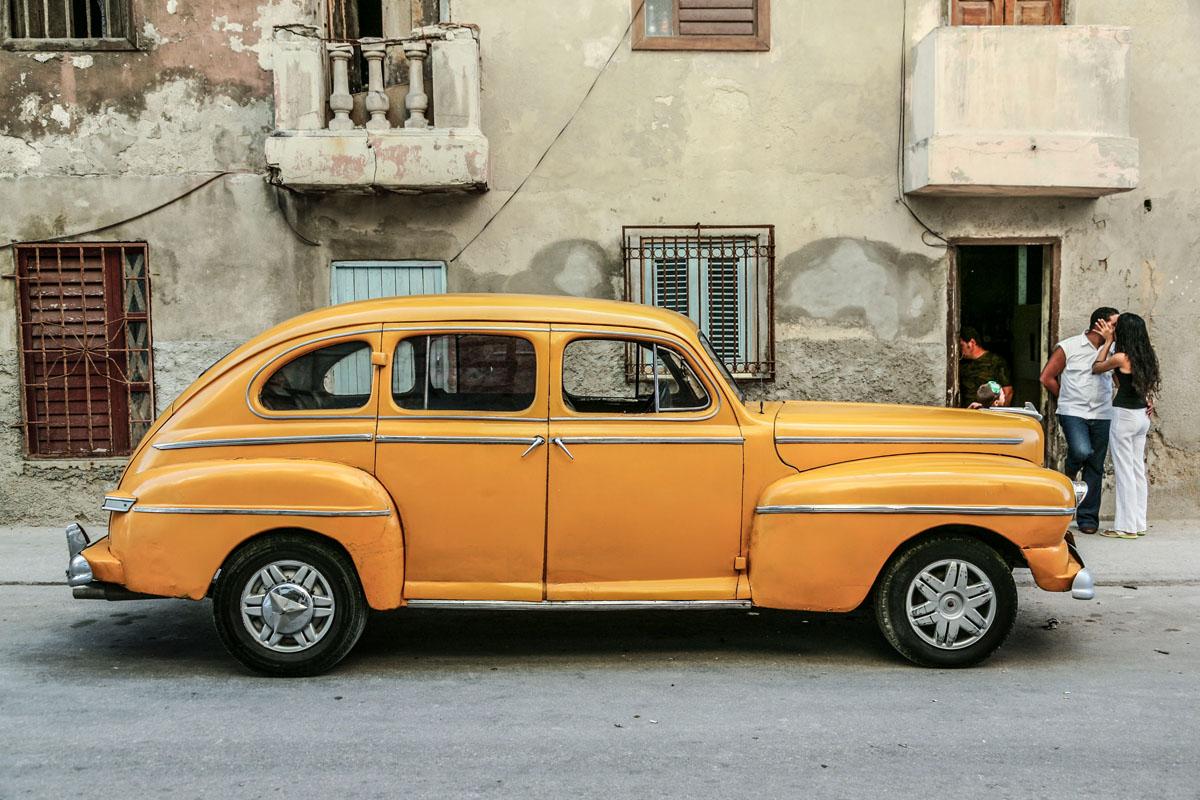 Günün galerisi: Vintage arabalar - Pembe Teknoloji