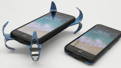 Hava yastıklı kılıf: ''Akıllı telefonumuzu korumanın en havalı yolu ''