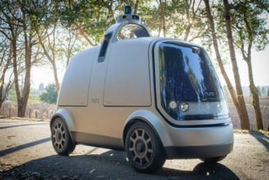 Robotik teslimat başlıyor! Sürücüsüz market alışverişi teslimatı için ortaklık kuruldu!