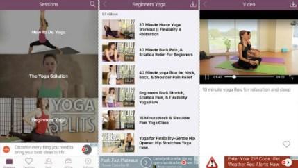 iOS yoga uygulamaları ile zihninizi ve vüdunuzu rahatlatmanın keyfini çıkarın!
