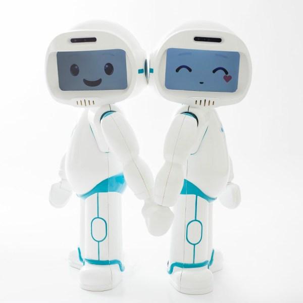 Otizmli çocuklar için LuxAI'den QTrobot!