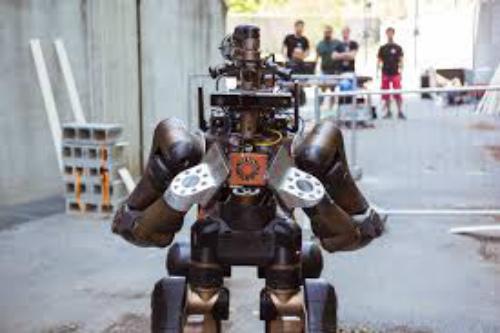 En iyi arama kurtarma robotları: Sentorlar!
