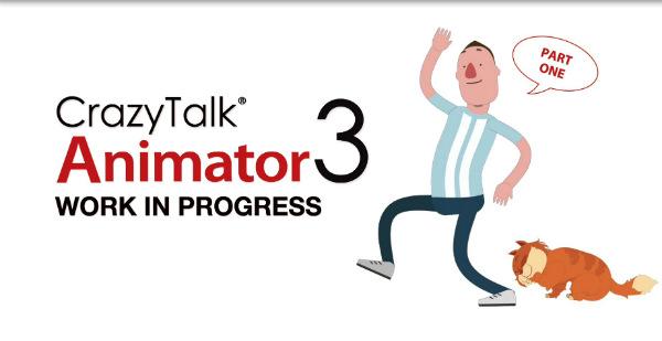 CrazyTalk Animatör Pro 3 yazılımı ile kendi animasyonlarınızı yaratmanın keyfini yaşayın!