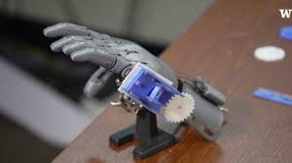 3D Baskılı Protez