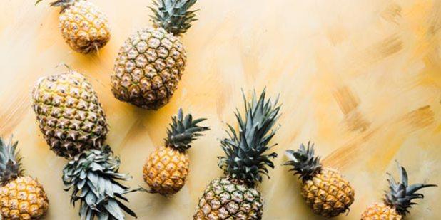 Ananas artıkları