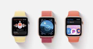 Apple watchOS 6.1