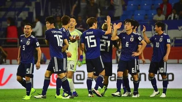 Jepang Tidak Peduli Opini Negatif Yang Diterima Pada Piala Asia 2019