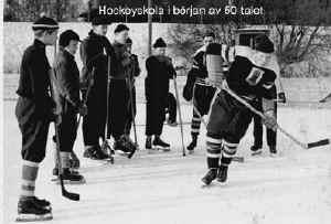 hockeyskola