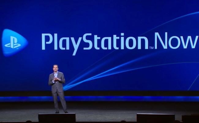 Sony Kenalkan Layanan Streaming Game Playstation Now