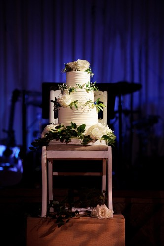 Chair Wedding Cake