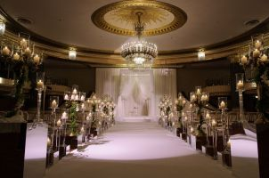 Wedding Ceremony at the InterContinental
