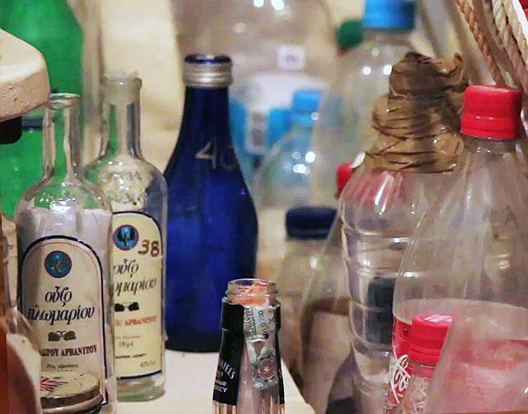 bottles IN