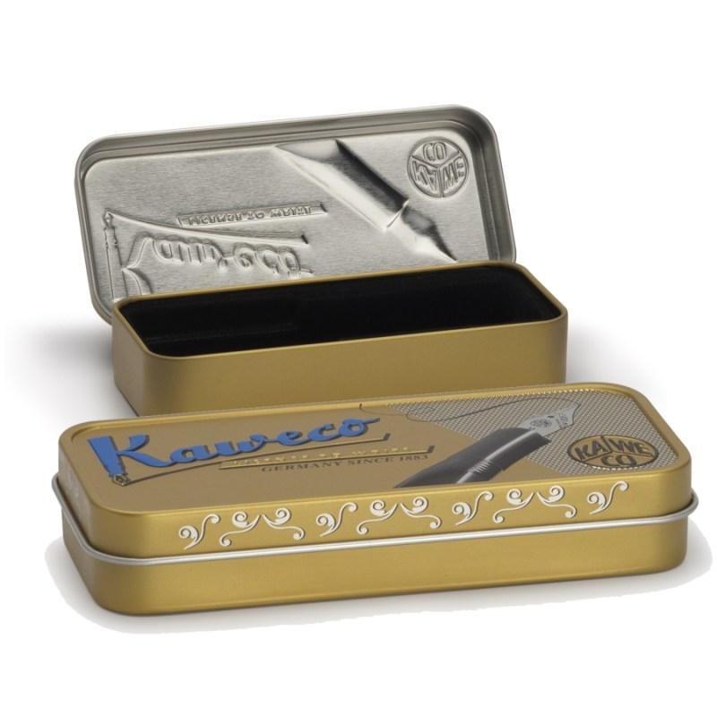 kaweco tin box