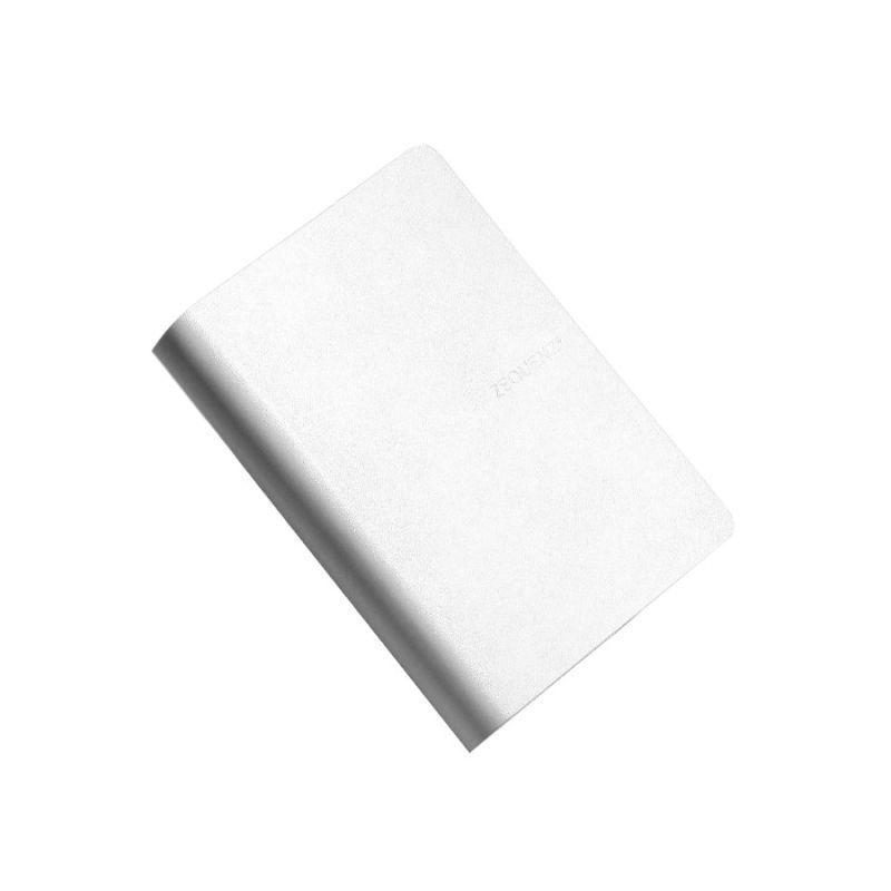 Σημειωματάριο Zequenz A6 White