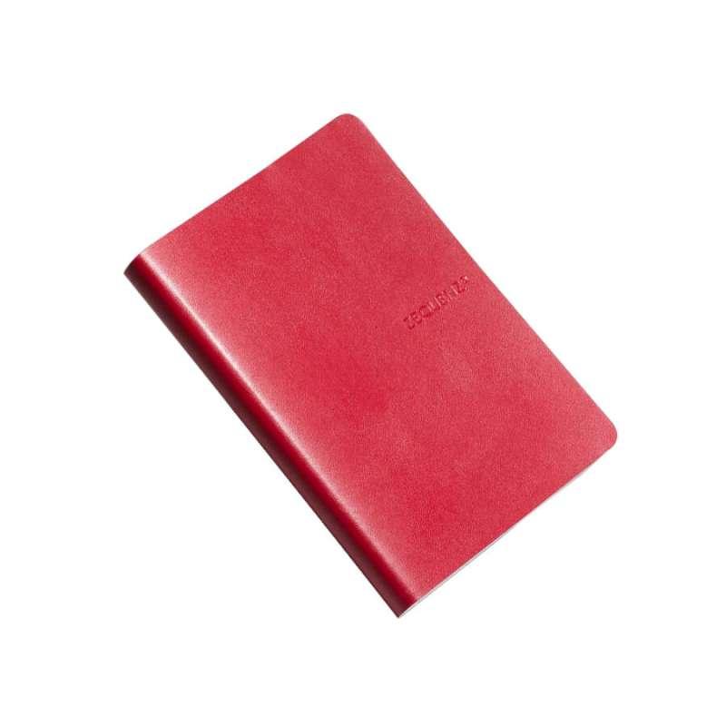 Σημειωματάριο Zequenz A6Lite Red