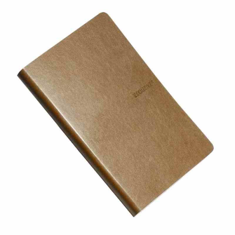 Σημειωματάριο Zequenz B6Lite Sienna