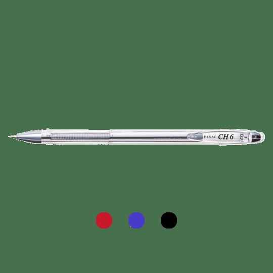 PENAC Japan - Kugelschreiber CH-6 Übersicht
