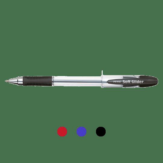 PENAC Japan - Kugelschreiber SOFT GLIDER Übersicht