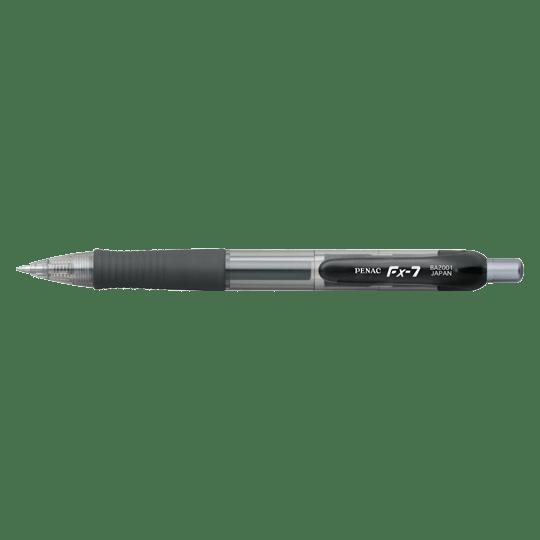 PENAC Japan - Gelschreiber FX-7 schwarz