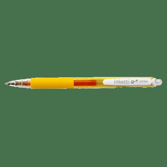 PENAC Japan - Gelschreiber INKETTI gelb