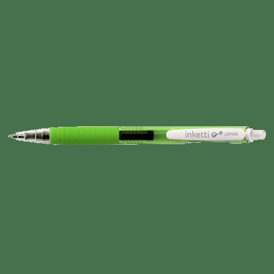 PENAC Japan - Gelschreiber INKETTI limettengrün