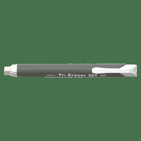 PENAC Japan - Radierer TRI ERASER anthrazit