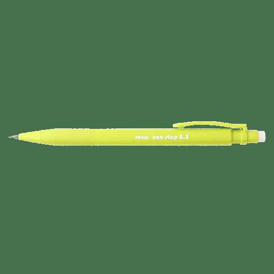 PENAC Japan - Druckbleistift NON-STOP PASTELL pastellgrün
