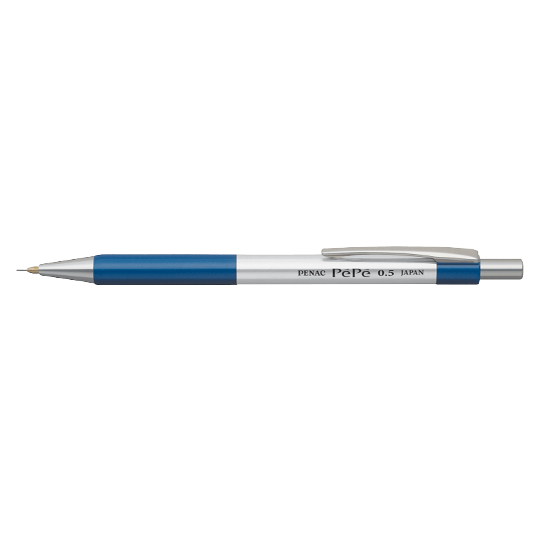 PENAC Japan - Druckbleistift PEPE blau