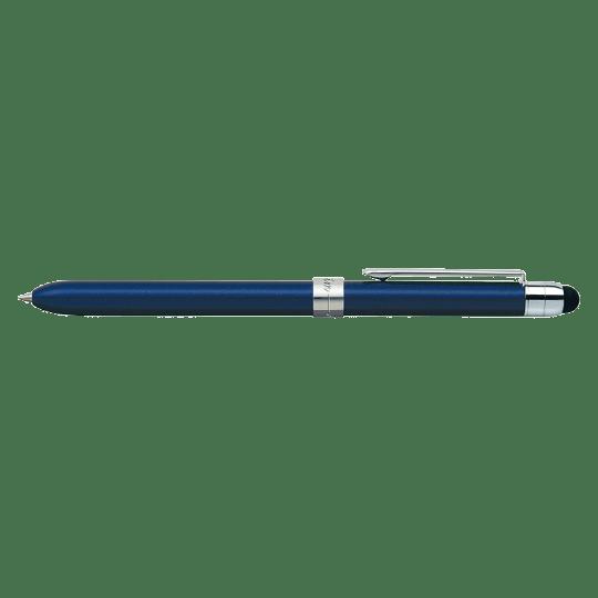 PENAC Japan - Multifunktionsstift SLIM TOUCH blau