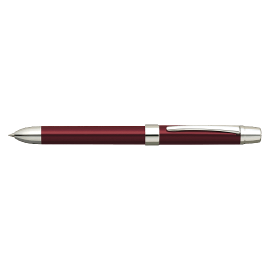 PENAC Japan - Multifunktionsstift ELE-001M rot