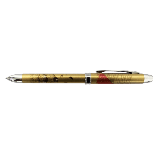 PENAC Japan - Multifunktionsstift MAKIE MOUNT FUJI gold