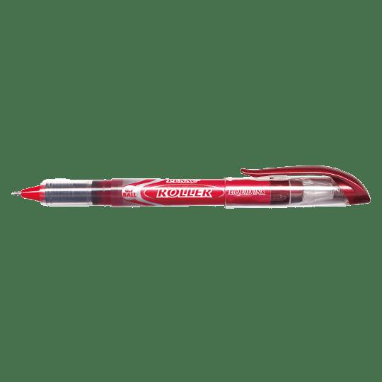 PENAC Japan - Flüssigtintenschreiber ROLLER rot