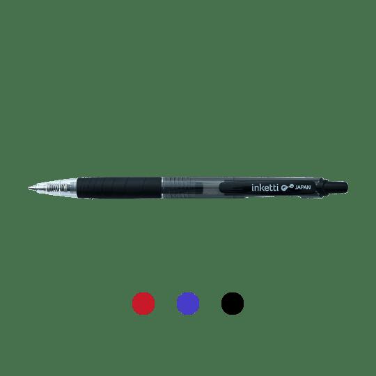 PENAC Japan - Gelschreiber INKETTI 0.7 Übersicht