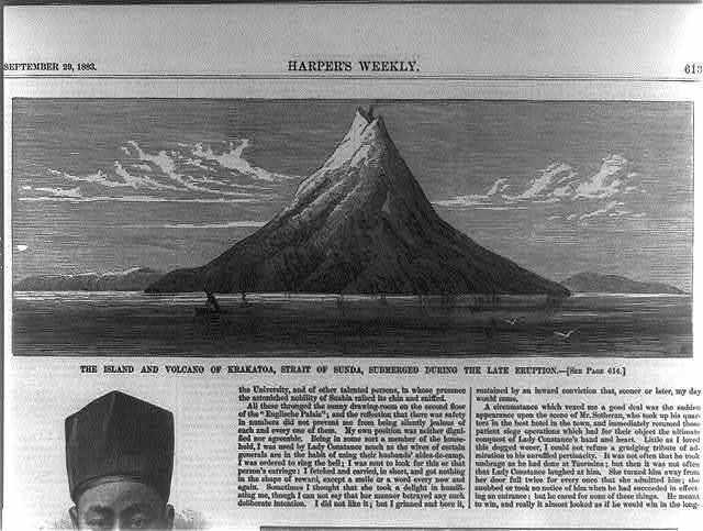 Fakta Gunung Krakatau