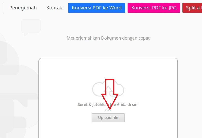 Cara Translate Jurnal