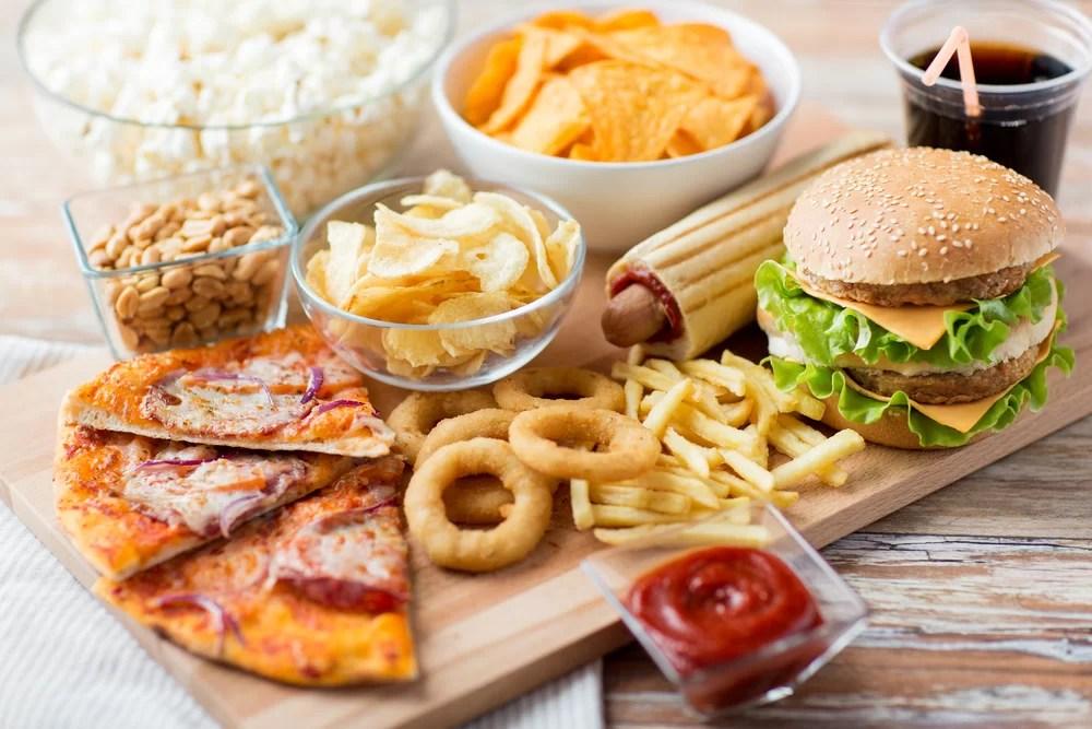 makanan junk food bikin imun agresif