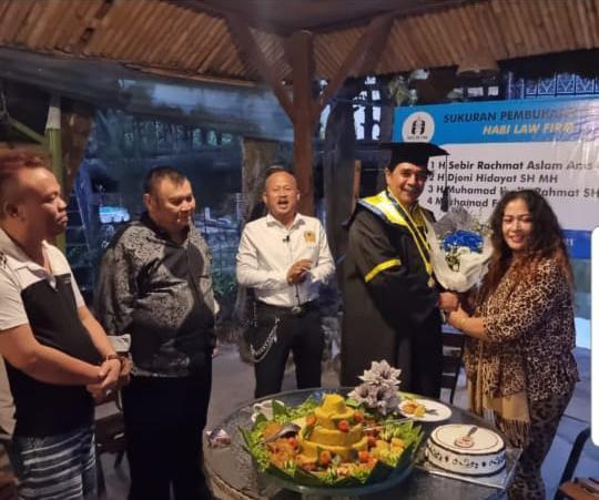 Tok! Parfis Buka HABI Law Firm di Bandung