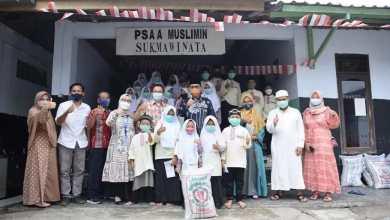 Walikota Fahmi Doakan Anak-anak Panti