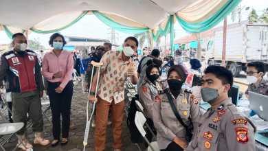 Gebyar Vaksinasi di Bandung Barat