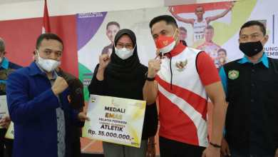 Haornas 2021, Pemkab Bandung Barat Bonusi Atlet Prestasi