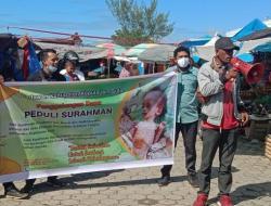 Komunitas Wartawan di Sula Galang Dana Bantu Balita Gizi Buruk