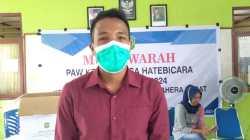 Iksan Abanou Pimpin Desa Hatebicara Hingga 2024